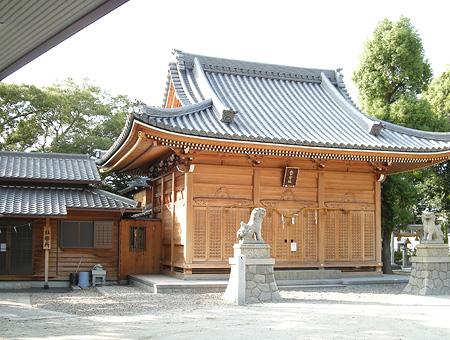 斎宮社(神社・碧南)